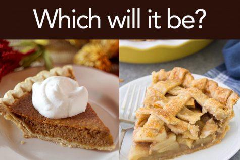 Dessert battle: Pumpkin or Apple Pie?