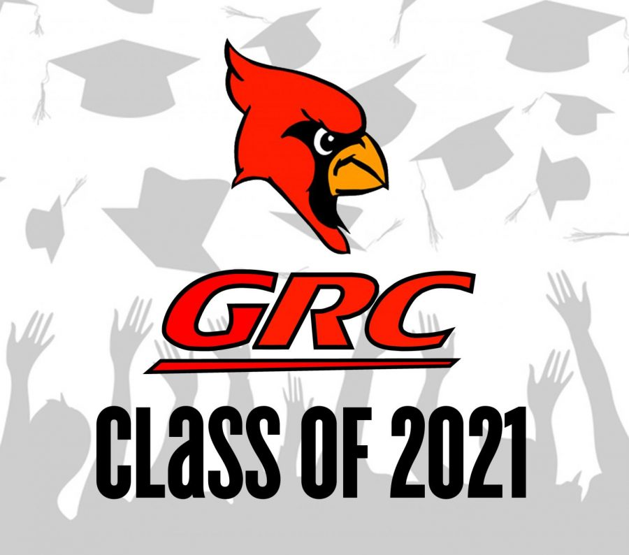 GRC shares important information for 2021 grads