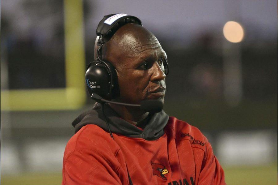 Lucas retires, leaves behind new legacy for program