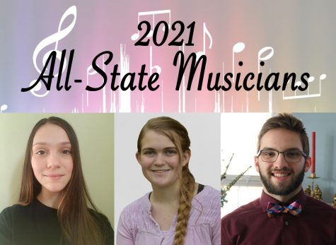 Three musical Cardinals achieve All-State