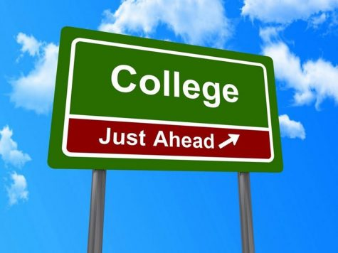 Breaking down the college application process