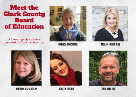 Meet Your Board of Education