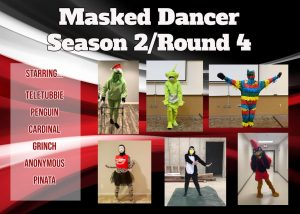 GRC Masked Dancer Season 2