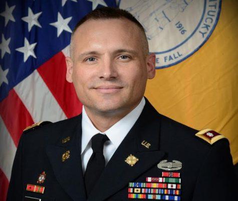 Lieutenant Colonel Thomas Krupp