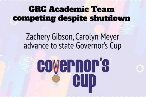GRC Academic Team competing despite shutdown