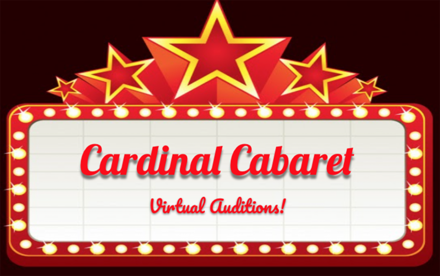 Open auditions being held for Cardinal Cabaret