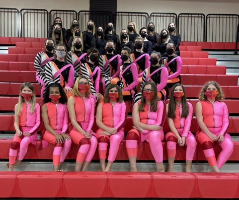 GRC Winterguard has three competition groups this year