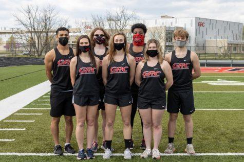 2021 Track seniors