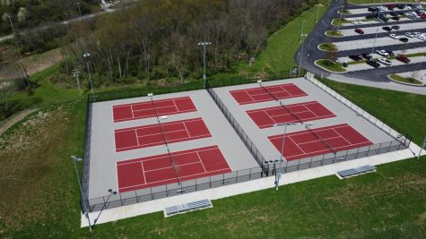 GRC Tennis Complex