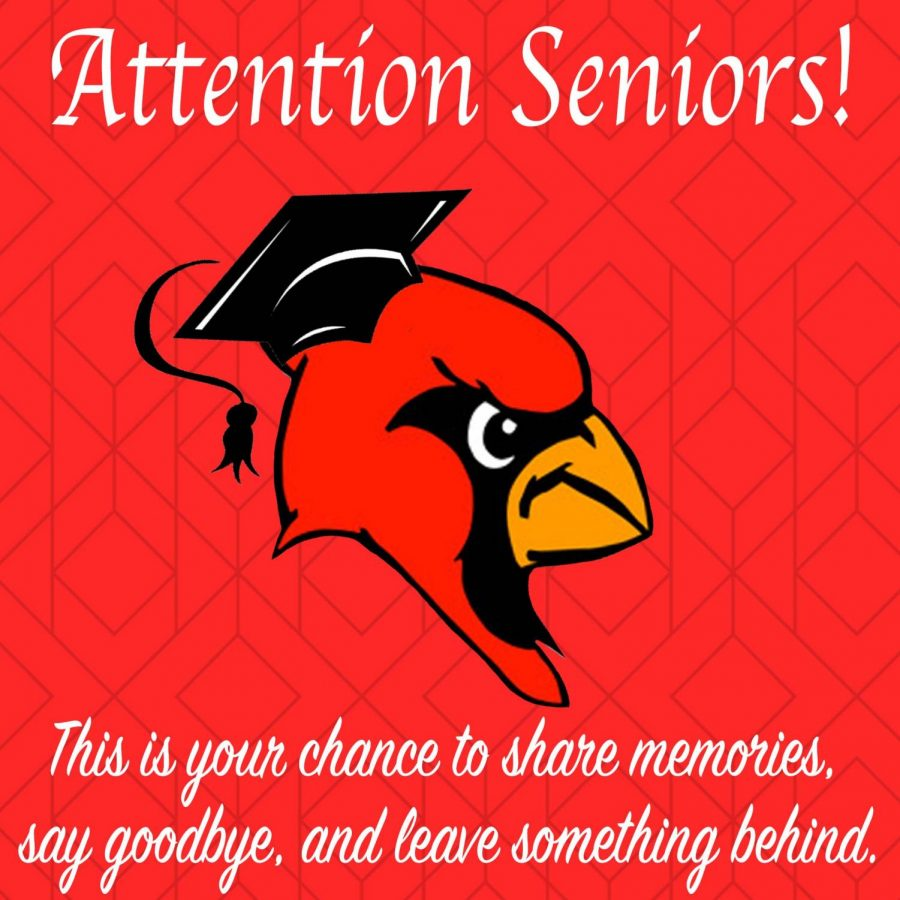 ATTENTION SENIORS! Help us honor your Class of 2021