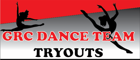 GRC Dance Team tryouts are April 26-27