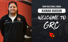 GRC names Hudson new volleyball coach
