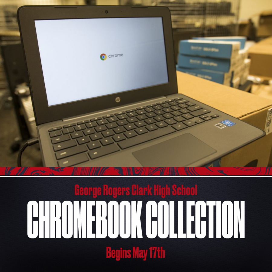 School-issued Chromebook collection begins May 17