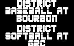 District baseball, softball begin this weekend