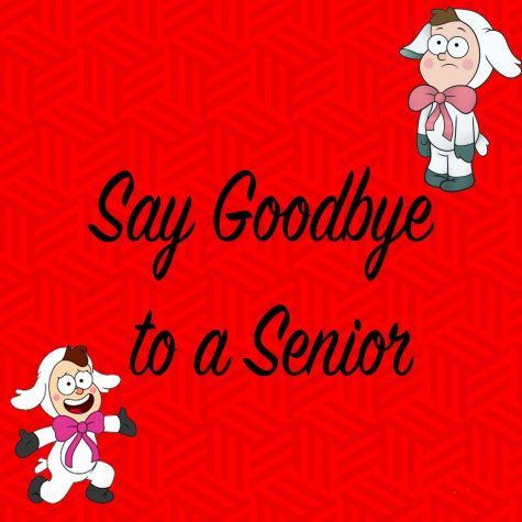Goodbye to Seniors!