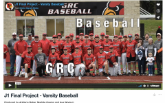 Varsity Baseball video spotlight