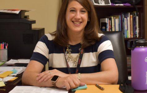 Jill Angelucci, Assistant Principal