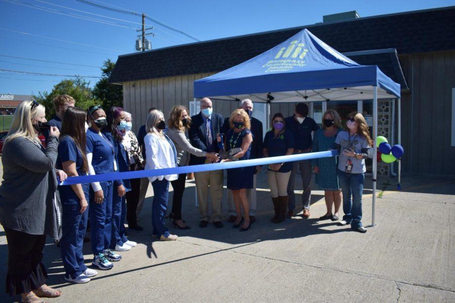 CCPS, Bluegrass Community Health Center announce partnership