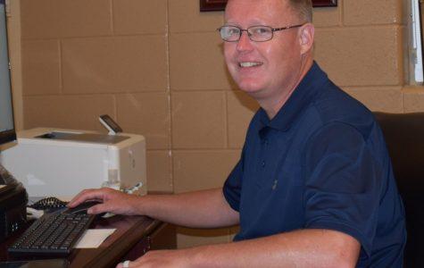 Robert Hammonds, Assistant Principal