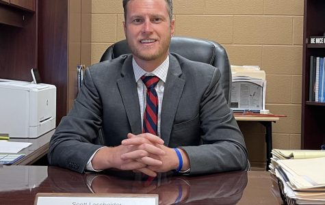 Scott Loscheider, Assistant Principal