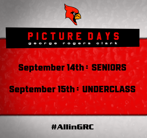 Picture days are next week