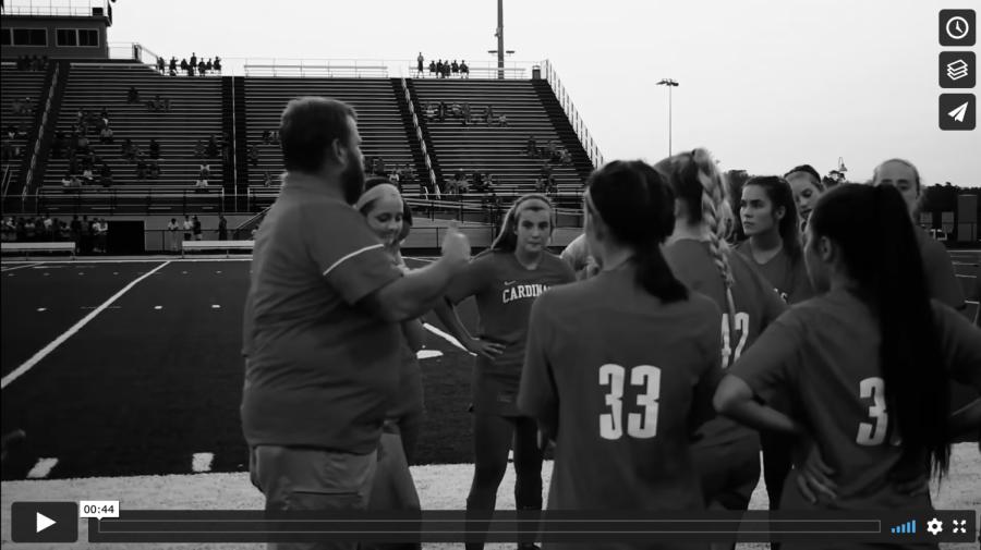 Girls Soccer Video